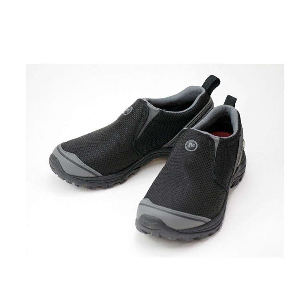 メレル【MERRELL】靴 トレッキングシューズ メンズシューズ CHAME5 ST MOC GTX OLV カメレオン メンズ オリーブグリーン  ギフトラッピング無料 ラッキーシール対応