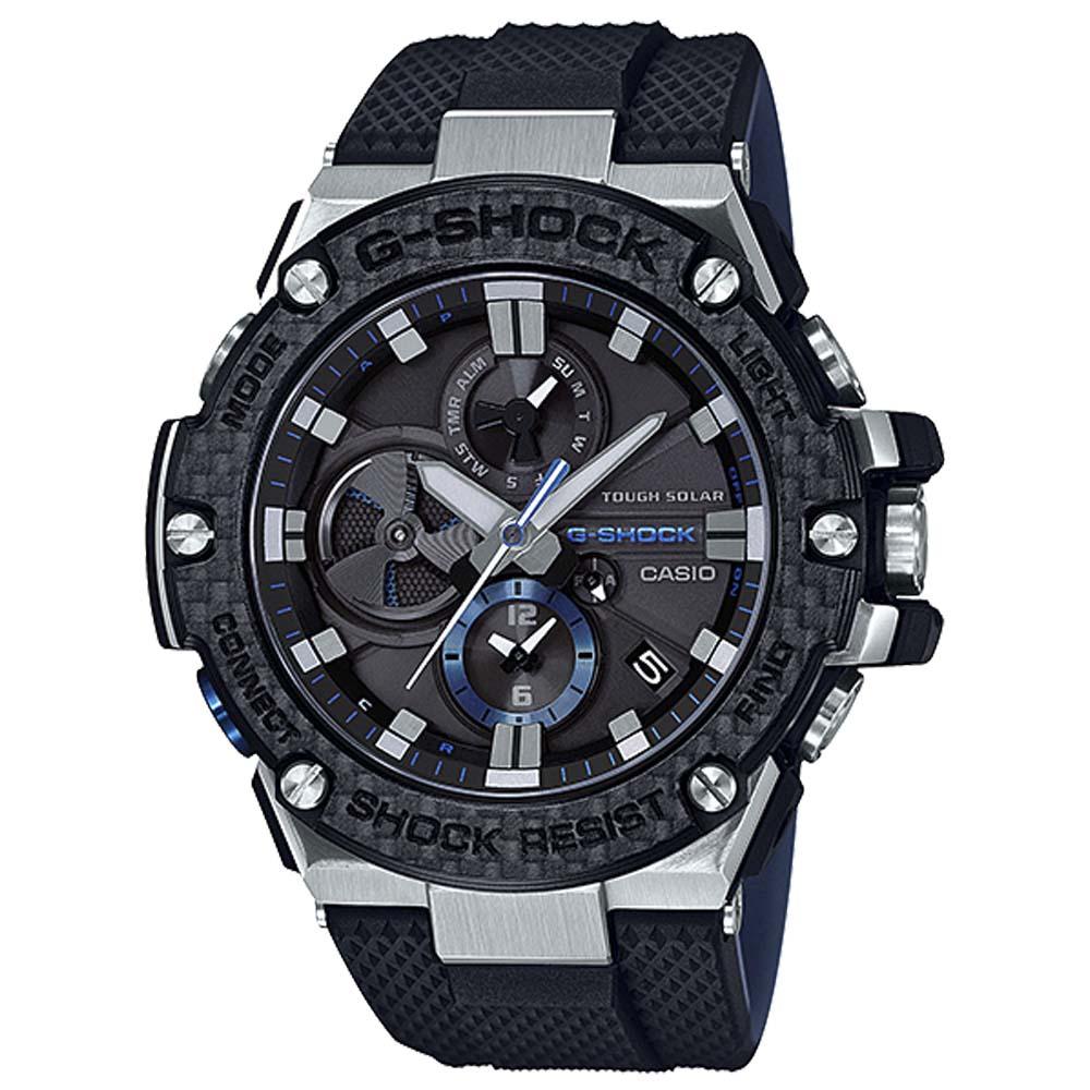 【7月19日-26日限定★エントリーでポイント5倍】G-SHOCK CASIO ジーショックカシオ 腕時計 Bluetoothソーラー GST-B100XA-1AJF 0 ギフトラッピング無料