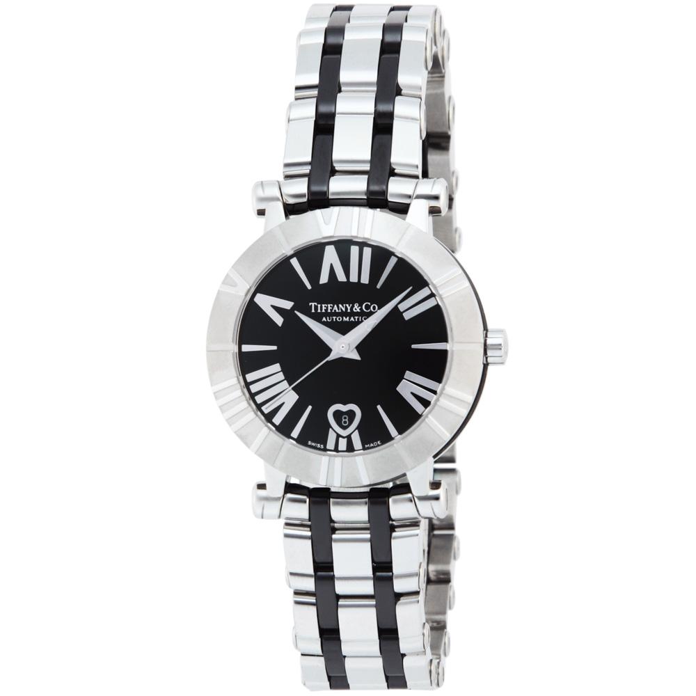 【5月8日-11日★5%OFFクーポン配布中】ティファニー TIFFANY 腕時計 ATLAS LADY 30 自動巻Lウォッチ Z13006811A10A00A/S/B シルバー  ギフトラッピング無料 ラッキーシール対応