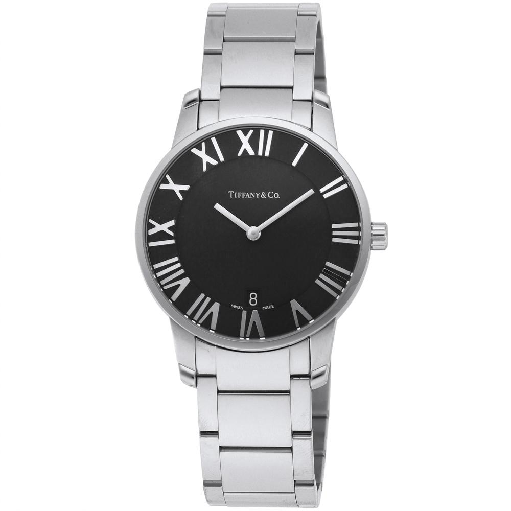 ティファニー TIFFANY 腕時計 ATLAS DOME GENT QZ M Z18001110A10A00A/S/B シルバー  ギフトラッピング無料 ラッキーシール対応