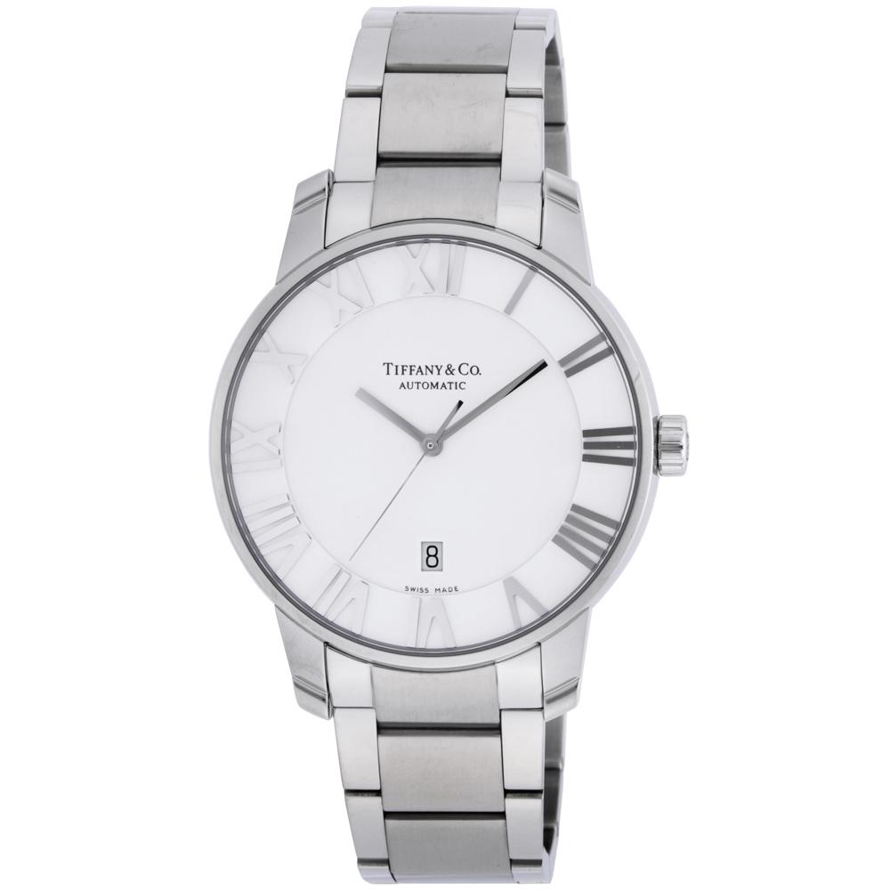 ティファニー TIFFANY 腕時計 ATLAS DOME 42mm AT M Z18106810A21A00A/S/S シルバー  ギフトラッピング無料 ラッキーシール対応