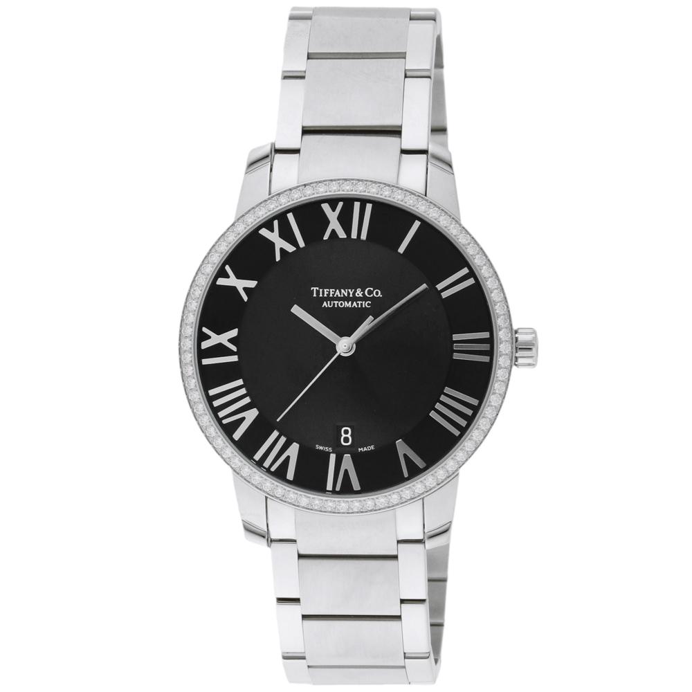 TIFFANY ティファニー 腕時計 ATLAS DOME GENT AT M Z18016810B10A00A/A63 シルバー   ギフトラッピング無料 ラッキーシール対応