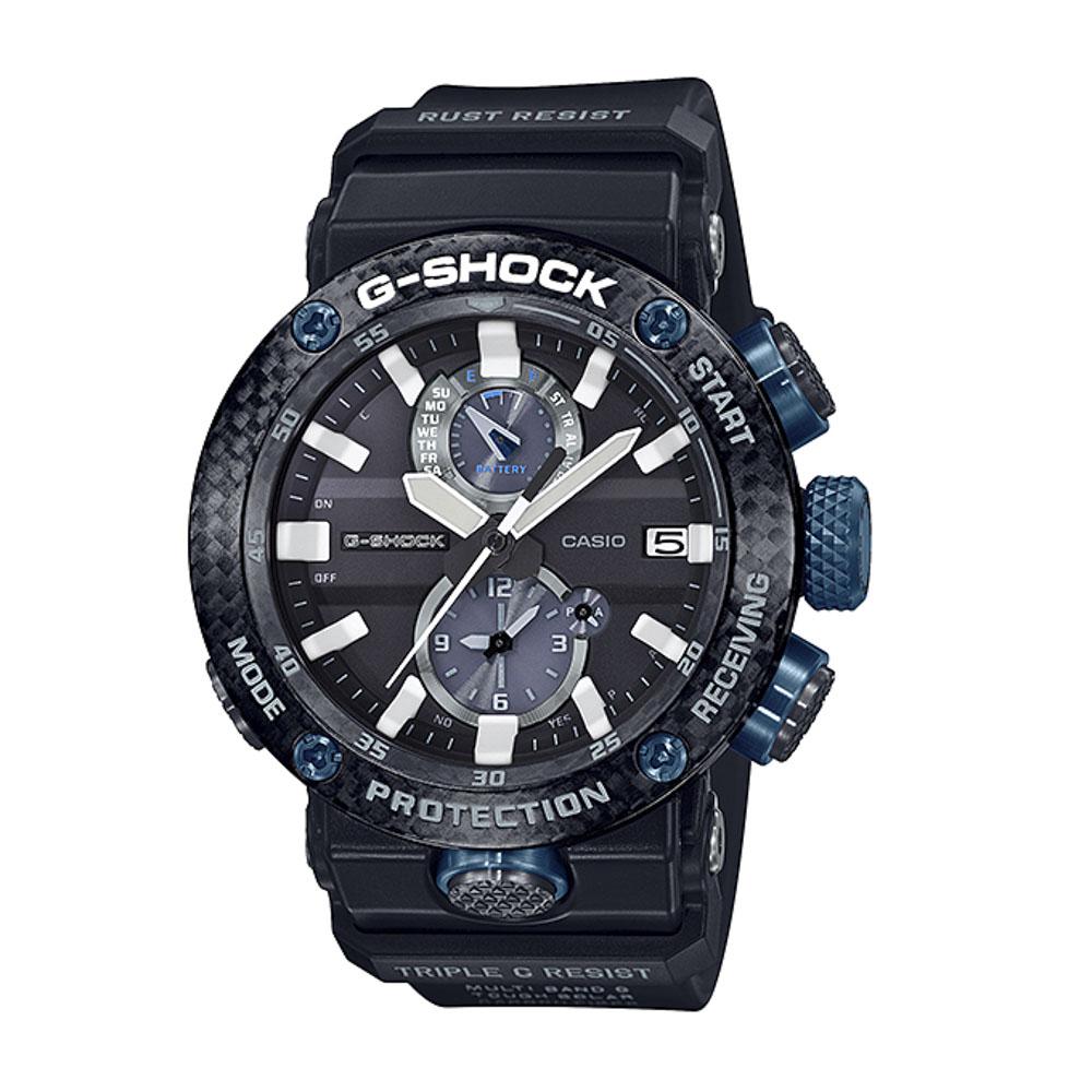 ジーショックカシオ G-SHOCK CASIO 腕時計 GRAVITYMASTER 電波ソーラーM GWR-B1000-1A1JF ブラック/コンビ 0 ギフトラッピング無料 ラッキーシール対応