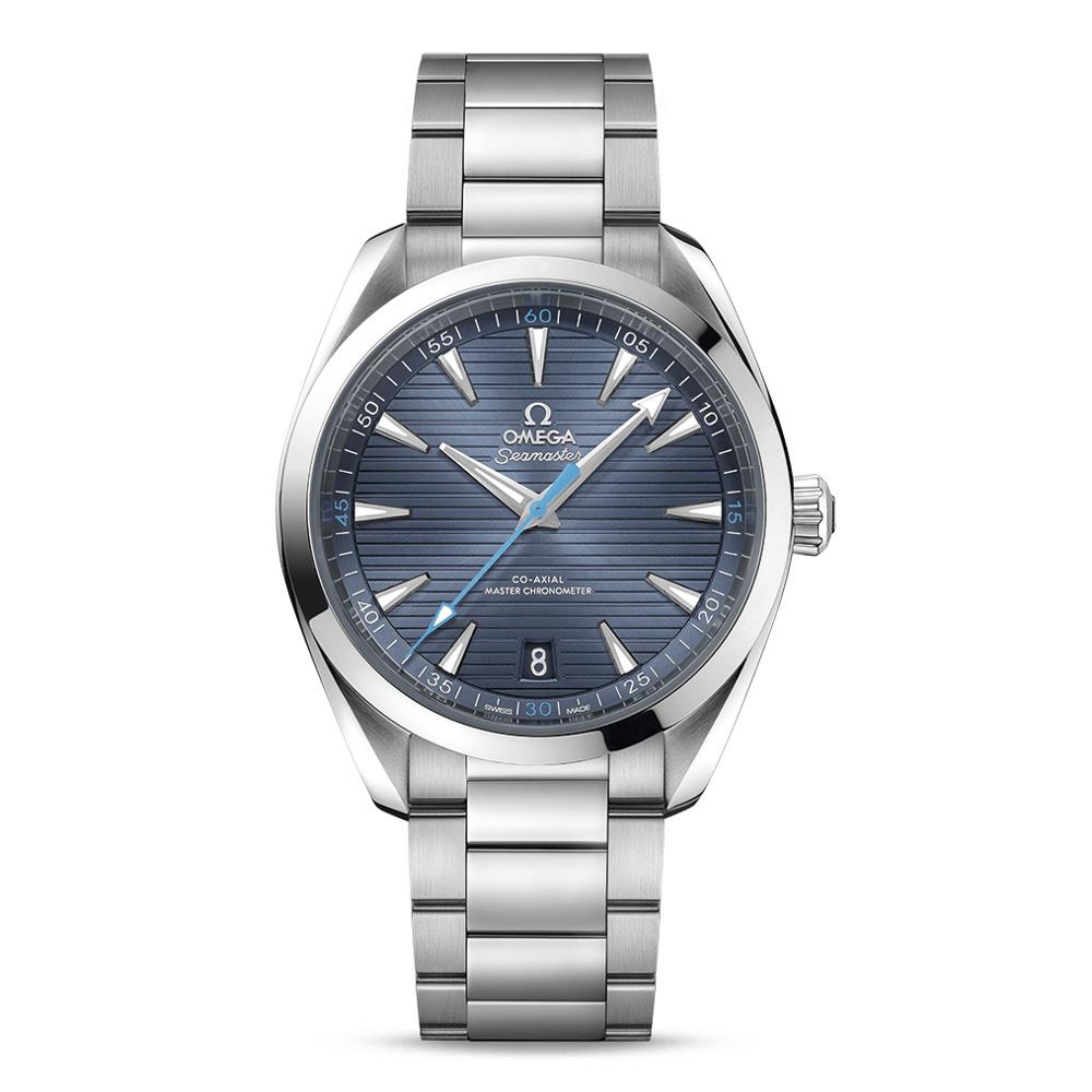 オメガ OMEGA 腕時計 アクアテラマスタークロノメーター41mm 22010412103002 S シルバー 0 ギフトラッピング無料 ラッキーシール対応