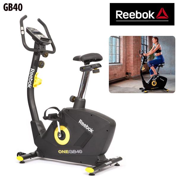 [REEBOK_M]リーボック GB40(ワンシリーズ/19モデル) 「フィットネスバイク」【送料無料】【組立設置費用:一律4,000円(税込)】※代引不可