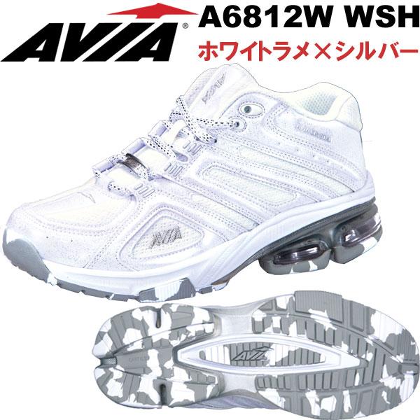 【公式】 [AVIA]アビア フィットネスシューズ A6812W A6812W WSH〔ホワイトラメ×シルバー〕(22.5~28.0cm/レディース/メンズ)【18SS04】【アヴィア正規品】/送料無料, フジサワシ:ff1d9fd3 --- canoncity.azurewebsites.net