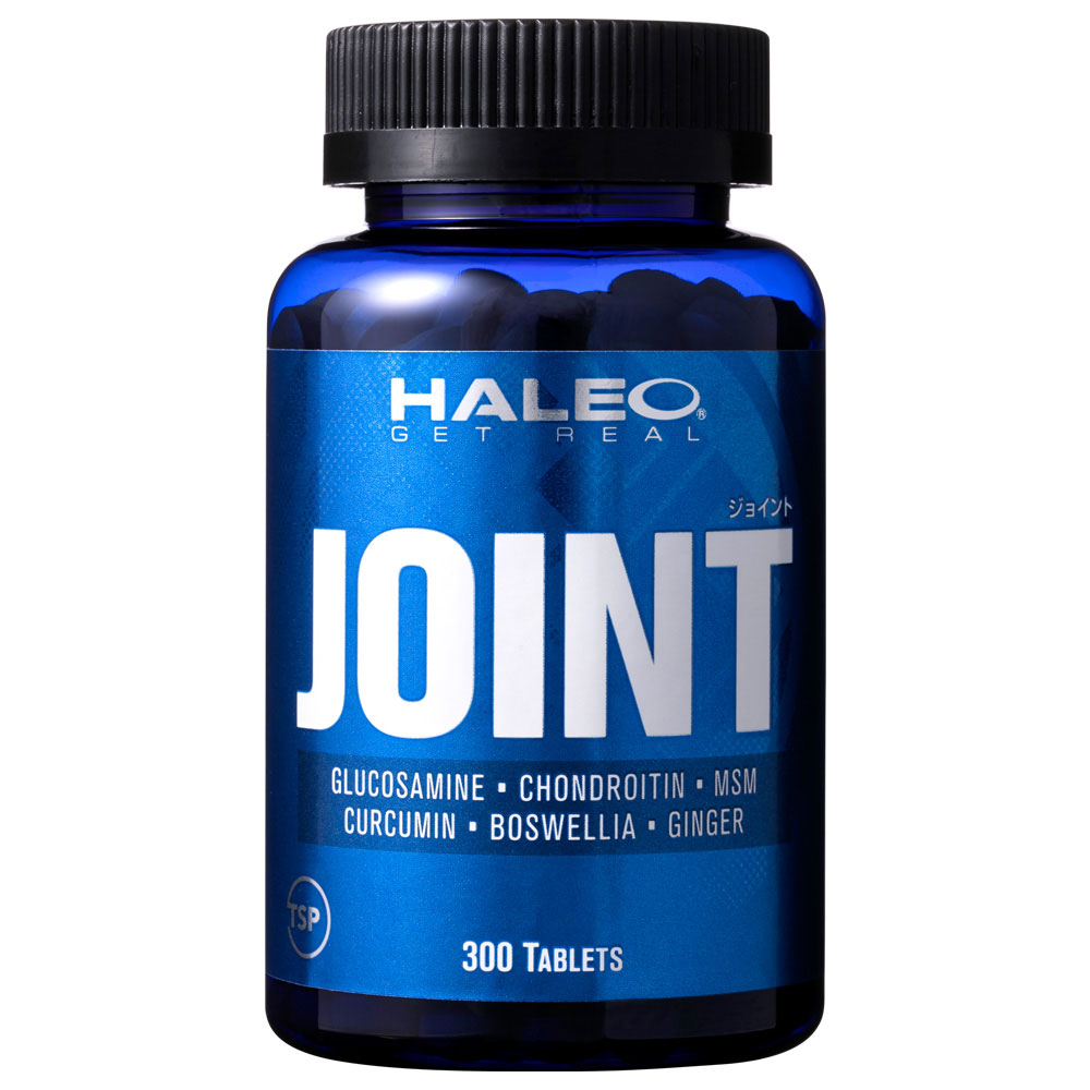 正規品送料無料 関節サポートサプリメント ハレオ ジョイント 300タブレット 訳あり商品 HALEO JOINT