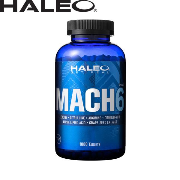 [HALEO]ハレオ MACH6〔マッハ6〕(1080タブレット)/送料無料