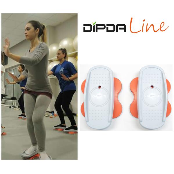 [DIPDA] ディップダライン 【傷害予防・リハビリ・体幹軸トレーニングツール】【送料無料】