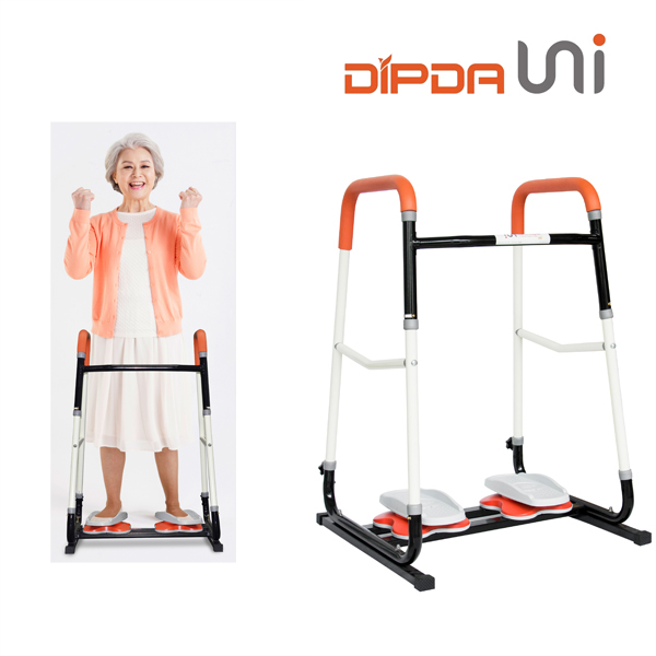 [DIPDA] ディップダ ユニ 【理学療法・リハビリ用アイテム】【歩行訓練器】【施設用向け】【送料無料】※代引不可※