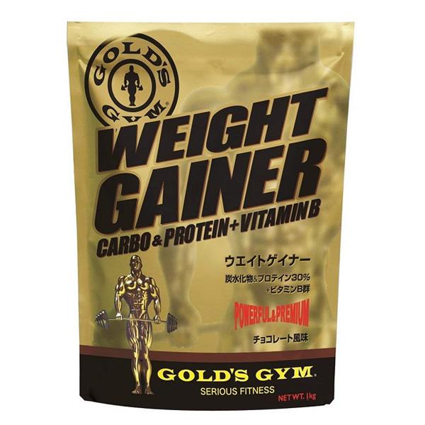 ★ミニシェイカープレゼント中★ ゴールドジム ウエイトゲイナー チョコレート風味(3kg) [GOLD'S GYM_S]