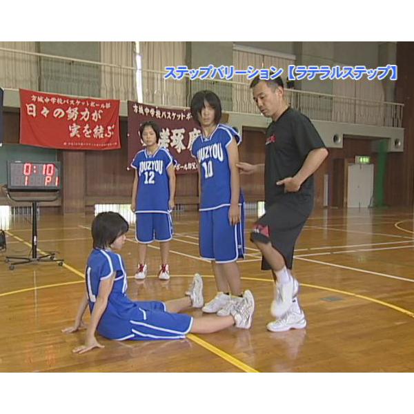 「バスケットボール・中学生プレーヤーのためのコンディショニングメニュー」 全2枚DVD 【代引き不可】 [ジャパンライム]