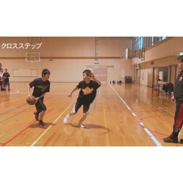 『「選手の特徴」と「試合の傾向」を押さえたジュニアのためのバスケットボール必修ドリル集』 全4枚DVD 【代引き不可】 [ジャパンライム]