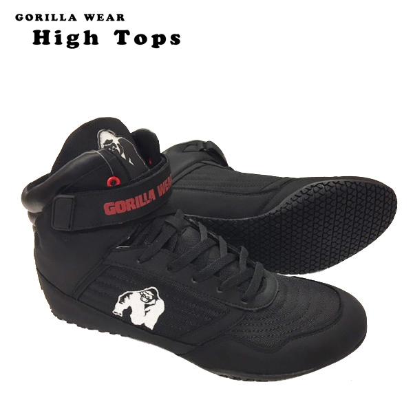ゴリラシューズ(US11サイズ) GORILLA WEAR HIGH TOPS 【当店在庫品/送料無料】 [海外セレクション]