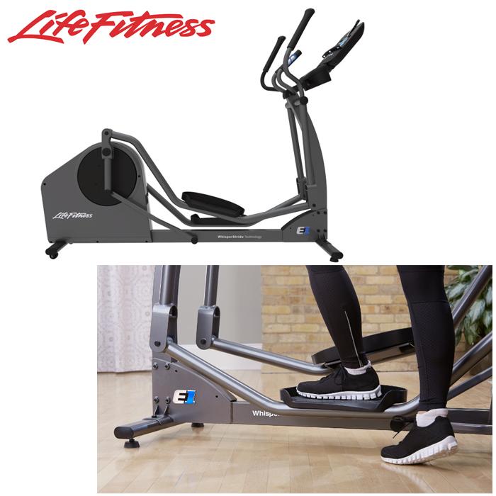 life fitness e1 track fitness. Black Bedroom Furniture Sets. Home Design Ideas