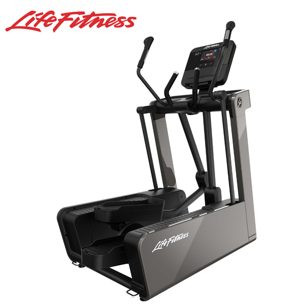 [Life Fitness]ライフフィットネス FS4【FSシリーズ 専用コンソール】【カラー:Titanium】〔家庭用/クロストレーナー〕/送料無料※代引不可※