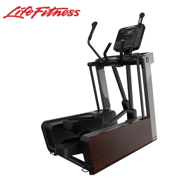[Life Fitness]ライフフィットネス FS4【FSシリーズ 専用コンソール】【カラー:Dark walnut】〔家庭用/クロストレーナー〕 ※代引不可※