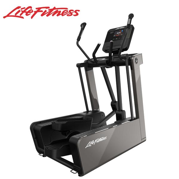 [Life Fitness]ライフフィットネス FS6【FSシリーズ 専用コンソール】【カラー:Titanium】〔家庭用/クロストレーナー〕/送料無料※代引不可※