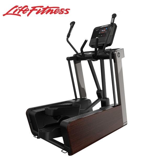 [Life Fitness]ライフフィットネス FS6【FSシリーズ 専用コンソール】【カラー:Dark walnut】〔家庭用/クロストレーナー〕/送料無料※代引不可※