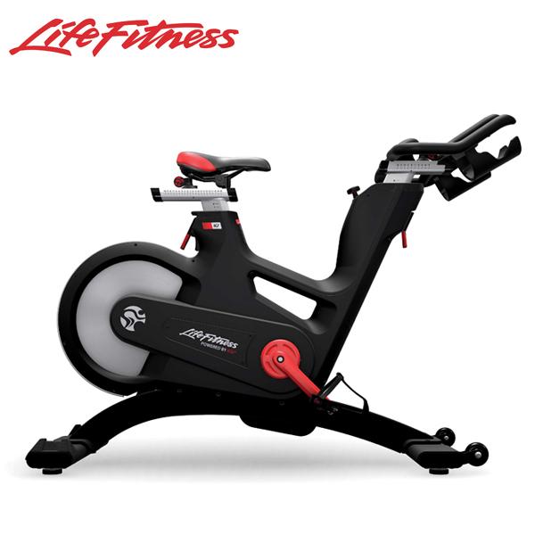 [Life Fitness]ライフフィットネス IC7〔家庭用/インドアサイクル〕 ※代引不可※