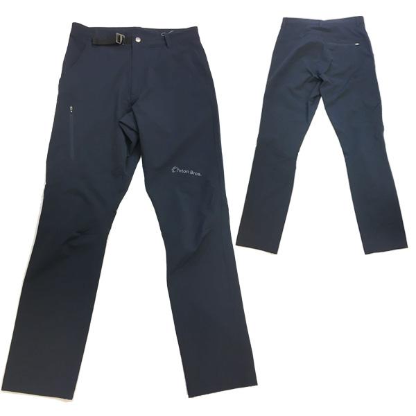 ティートンブロス クラッグパンツ メンズ(ネイビー Lサイズ) Crag Pants 【ラスト1点!/送料無料】 [Teton Bros.]