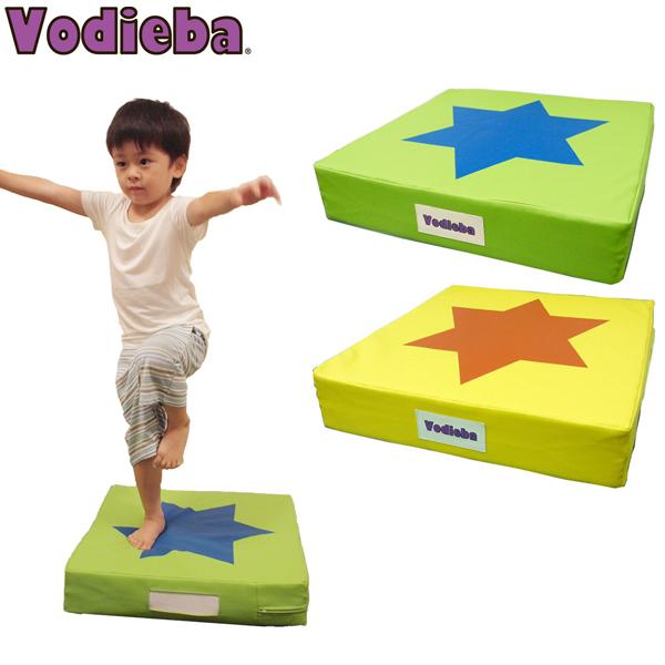 【プレゼントにおススメ!】一家に1個!子どもから大人まで、幅広く使用できる。乗るだけでバランス/体幹トレーニング! ボディーバ(Vodieba)〔DVDセット〕【バランス/体幹トレーニング器具】/送料無料 [FCE]