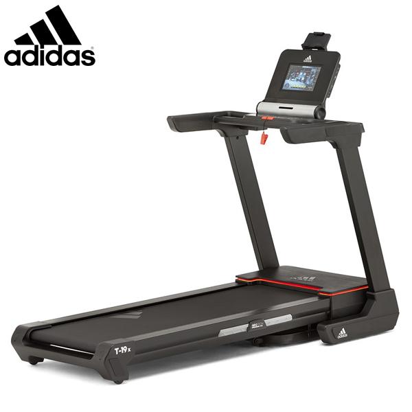 アディダス T-19x「ルームランナー/トレッドミル」【送料無料】※代引不可 [adidas training]