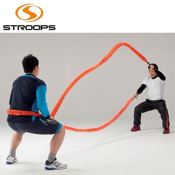 【送料別途徴求商品/区分3】※代引き支払い不可※ [STROOPS] Battle Beast Rope ストループス ビースト・バトルロープ