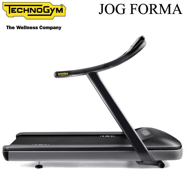 [Technogym]テクノジム JOG FORMA(ジョグ フォルマ)「ルームランナー/トレッドミル」【送料無料/組立設置無料】※代引不可