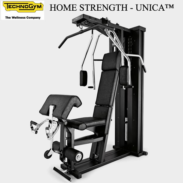[Technogym]テクノジム HOME STRENGTH UNICA「ホームストレングス ユニカ」【送料無料/組立設置無料】※代引不可