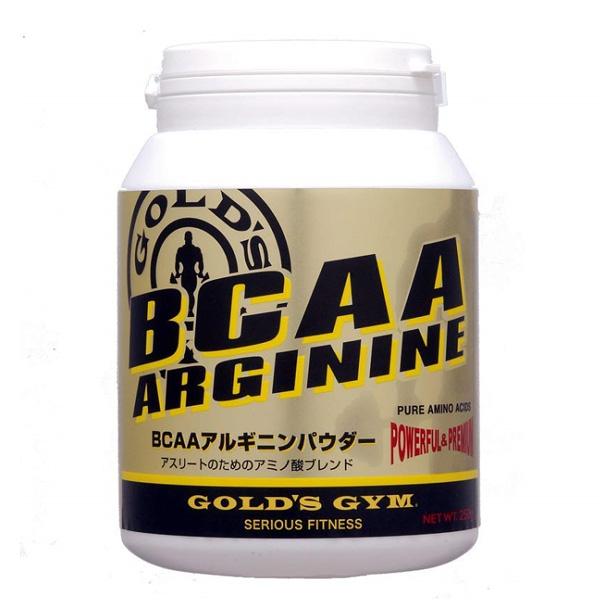 ゴールドジム BCAAアルギニンパウダー アセロラ風味(400g) 【送料無料】 [GOLD'S GYM_S] ◆サプリメントキャンペーン◆