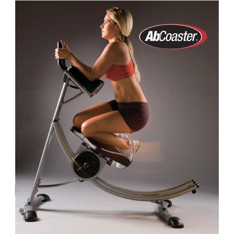 Home Ab Coaster ホームアブコースター〔腹筋トレーニングマシン〕※代引不可※【次回入荷・要確認】