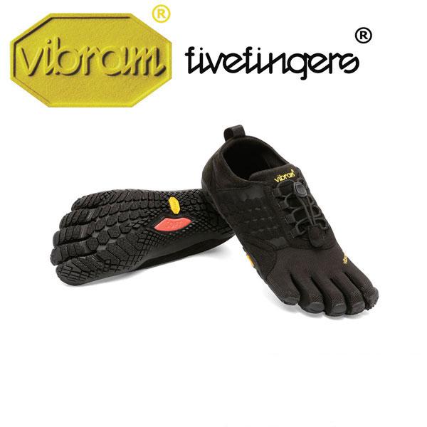 [vibram fivefingers] ビブラムファイブフィンガーズ Women's TREK ASCENT〔Black〕(レディース トレック アセント)/送料無料