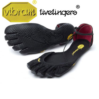 Women's Vi-S ヴィース Black レディース [vibram fivefingers ビブラムファイブフィンガーズ] ※返品・交換不可セール商品※