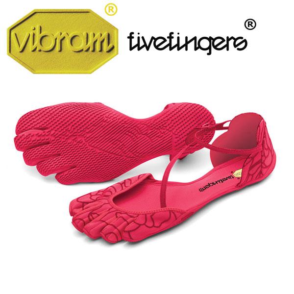 [vibram fivefingers] ビブラムファイブフィンガーズ Women's Vi-S〔Dark Pink〕(レディース ヴィース)【レース】/送料無料