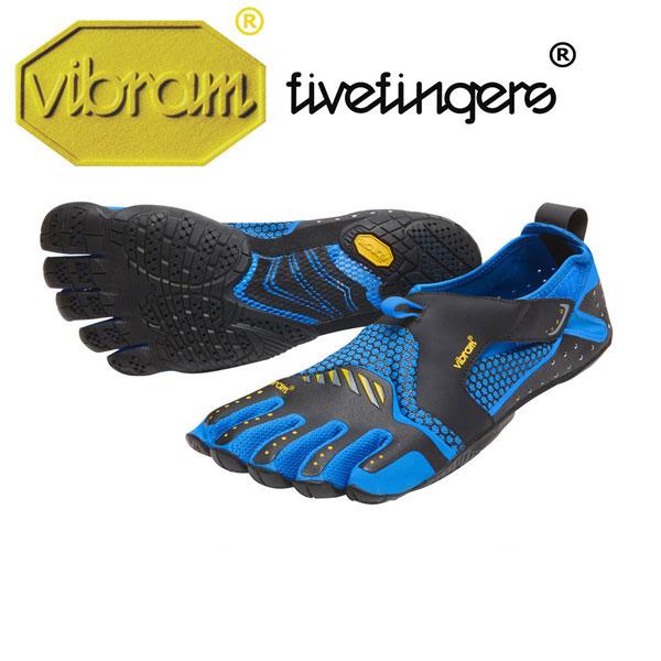 [vibram fivefingers] ビブラムファイブフィンガーズ Men's Signa(シグナ)〔Blue/Black〕(メンズ)【ウォータースポーツ、最軽量】/送料無料