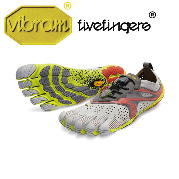 Women's V-Run ラン Oyster レディース [vibram fivefingers ビブラムファイブフィンガーズ] ※返品・交換不可セール商品※
