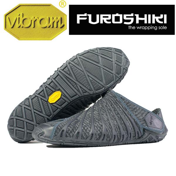 [vibram] ビブラム FUROSHIKI〔Dark Jeans〕(レディース/ふろしき・包みこむシューズ)/送料無料