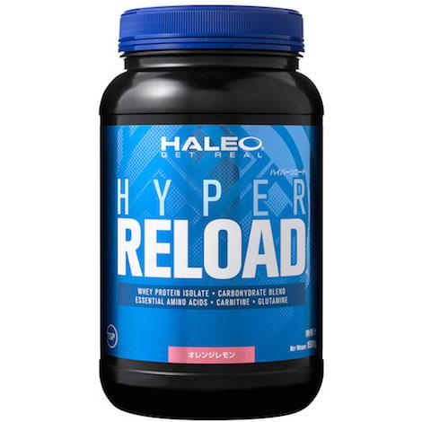 【運動後の体力回復をサポート】HALEO(ハレオ)HYPER RELOAD(ハイパーリロード)1500g【02P05Nov16】