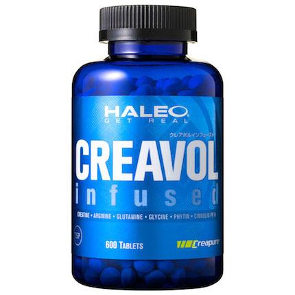 HALEO(ハレオ)CREAVOL INFUSED(クレアボルインフューズド)600タブレット