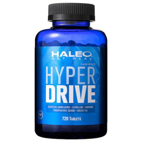 【必須アミノ酸6000mg配合】HALEO(ハレオ)HYPER DRIVE(ハイパードライブ) 720タブレット