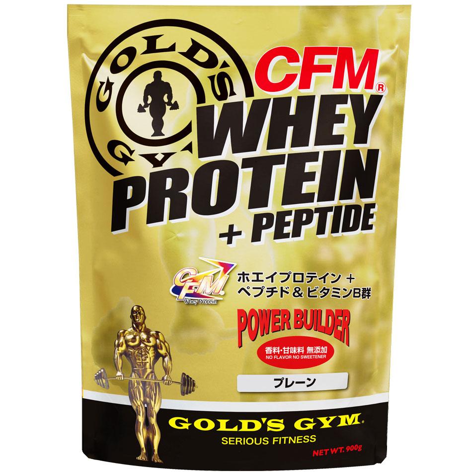 GOLD'S GYM(ゴールドジム)ホエイプロテイン プレーン(ノンフレーバー)2kg[F3420]
