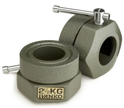 超安い 【入荷待ち【入荷待ち ご予約になります】IVANKO(イヴァンコ)オリンピックスタンダードカラー CO-2.5(φ50mm専用)2個1組, 九州のごちそう便:a18663ba --- village.nogent94.com