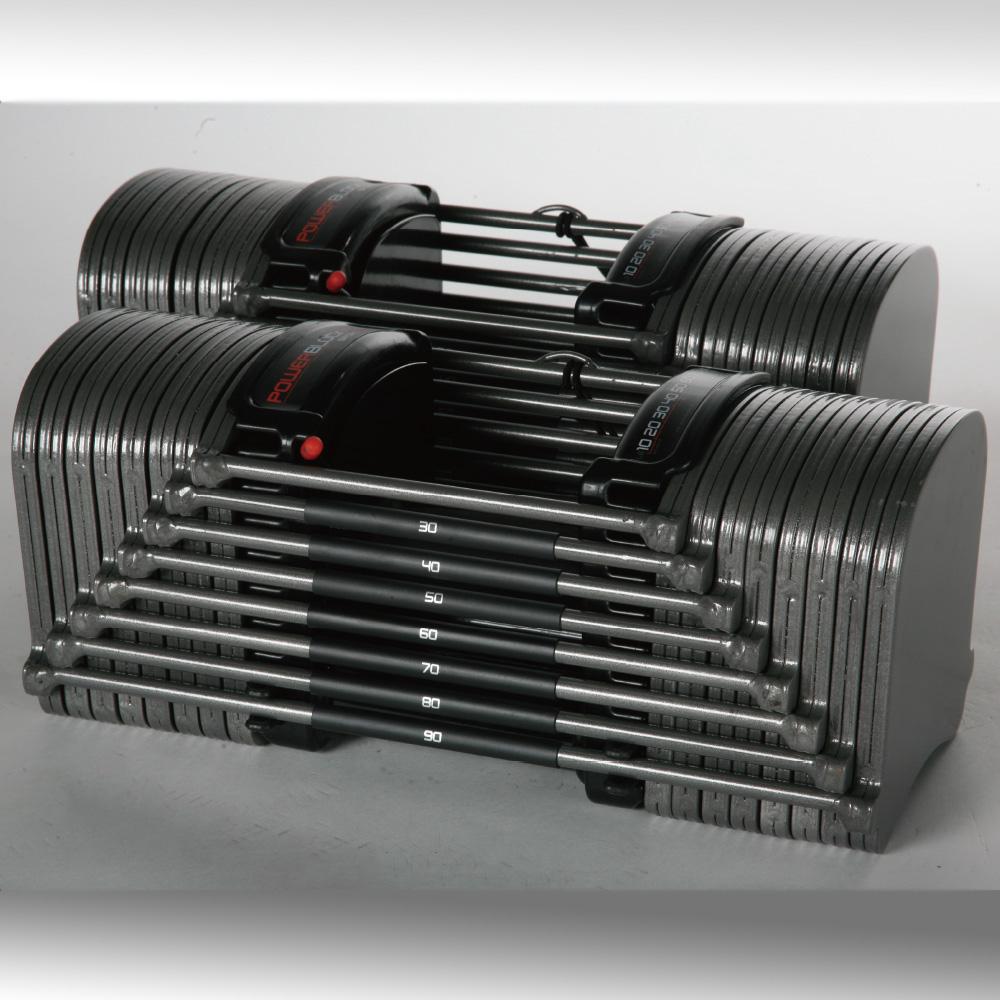 【1ペアで数ペア分の役割】POWER BLOCK(パワーブロック)SP EXP[90ポンド/約41kg]1ペア