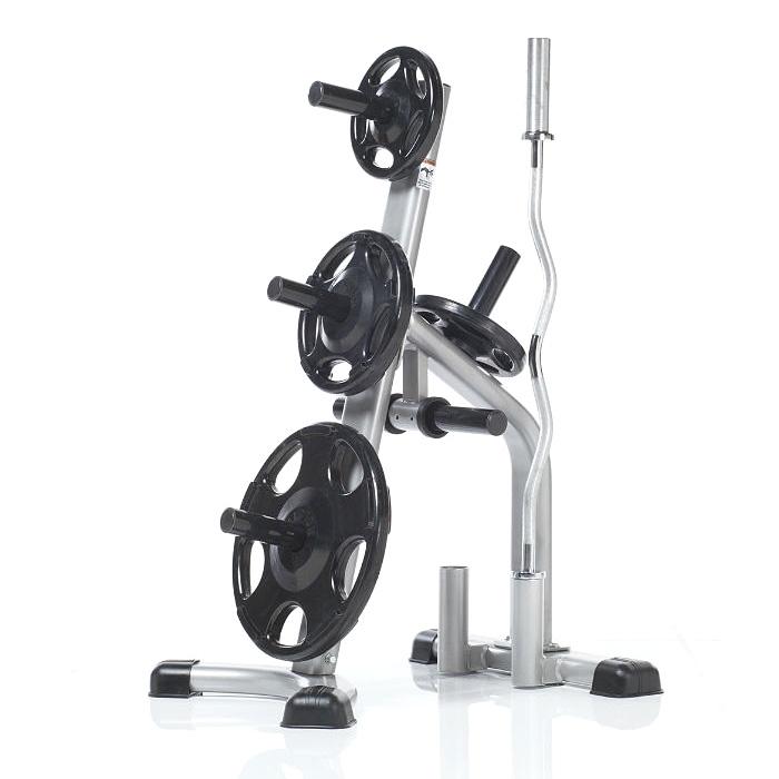 【入荷待ち ご予約になります】【50mmプレート専用】 TUFF STUFF(タフスタッフ)オリンピックプレートツリー[CXT-255]