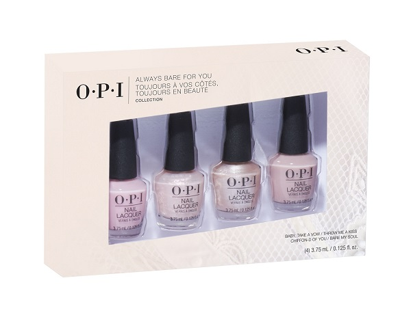 Four OPI (Opie eye) Tokyo collection mini-pack (SH1/SH2/SH3/SH4) 3 75 ml  opi nail manicure mini-bottle present set sale in total