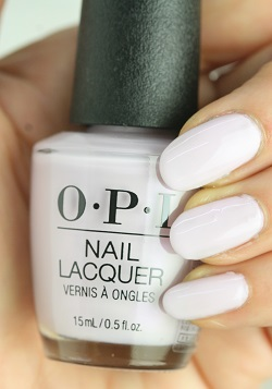 [OPI (Opie eye) NL-G47 Frenchie Likes To Kiss?(Pearl) (フレンチーライクストゥキス?) opi  manicure nail color Ney reportage Risch self-nail fast-dry purple
