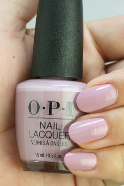 OPI (Opie eye) NL-P32 Seven Wonders of OPI(Creme) (seven Wonder's of Opie  eye) opi manicure nail color Ney reportage Risch self-nail fast-dry purple