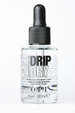 【宅配送料無料】OPI(オーピーアイ)ドリップドライ(ドリップタイプ速乾剤) 27ml opi クイック トップコート sale
