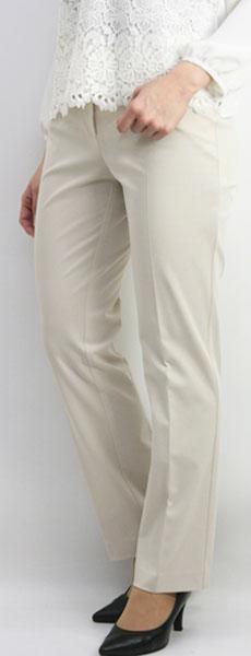 【ルイシャンタン】【Lui Chantant】【ワールド ルイシャンタン】【あす楽】【ギフト対応】 センタープレス ストレート美脚パンツ セットアップ スーツ レディース ファッション パンツ